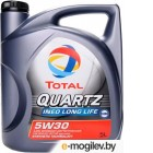 Моторное масло Total Quartz Ineo Long Life 5W30 / 181712 5л