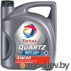 Моторное масло Total Quartz Ineo ECS 5W30 / 151261 5л