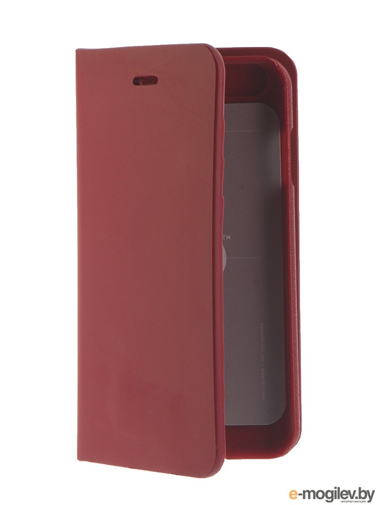 Чехол LAB.C Smart Wallet для iPhone 6 Red LABC-409-RD