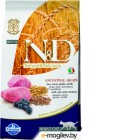 Farmina N&D Low Grain Lamb & Blueberry Adult 10.0 кг