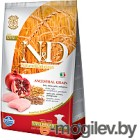 Корм для собак Farmina N&D Low Grain Chicken & Pomegranate Puppy Mini 2.5кг