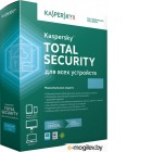 Антивирусы. ПО Kaspersky Total Security - Multi-Device Rus Ed 2 devices 1 year Renewal Box (KL1919RBBFR)
