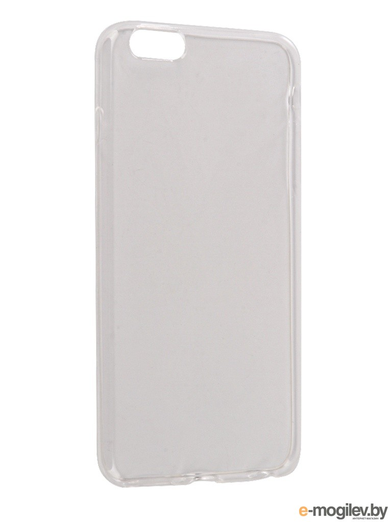 Чехол Snoogy Creative Silicone 0.3mm для APPLE iPhone 6 Plus 4.7 White