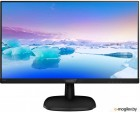 Philips 23.8 243V7QDSB (00/01) черный IPS LED 5ms 16:9 DVI HDMI матовая 10000000:1 250cd 178гр/178гр 1920x1080 D-Sub FHD 3.66кг