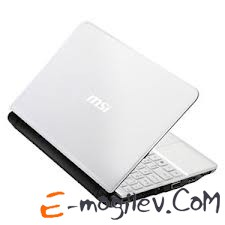 MSI Wind U180-262XBY 10/N2800/1Gb/320Gb/GMA3650/White