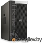 Dell Precision T7910 Xeon E5-2637v3 (2.4)/8Gb/500Gb 7.2k/NVS 310 1Gb/DVD/CR/Windows 10 Professional 64/1100W/клавиатура/мышь/черный