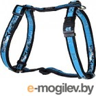 Шлея Rogz Beach Bum Tuigje Turquoise Chrome 20мм / RSJ03BK