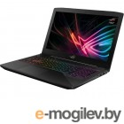 ASUS ROG GL503VD 90NB0GQ2-M06730 Intel Core i5-7300HQ 2.5 GHz/12288Mb/1000Gb  128Gb SSD/No ODD/nVidia GeForce GTX 1050/Wi-Fi/Cam/15.6/1920x1080/Windows 10 64-bit