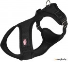 Шлея Trixie Soft harness 16281 S–M черный