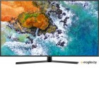Телевизор LED Samsung 65 UE65NU7400UXRU серебристый/Ultra HD/1400Hz/DVB-T2/DVB-C/DVB-S2/USB/WiFi/Smart TV (RUS)