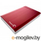 Seagate Original USB 3.0 2Tb STDR2000203 BackUp Plus Portable Drive 2.5 red