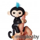 WowWee Fingerlings Обезьянка Финн Black