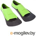 Mad Wave Fins Training II Rubber 38-40 Green-Black M0749 03 4 06W