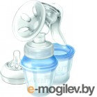 Молокоотсосы. Philips Avent Natural VIA SCF330/12