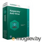 Программное обеспечение Kaspersky Anti-Virus Russian Edition 2-Desktop 1 year Base KL1171RBBFS