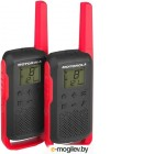 Рация Motorola TALKABOUT T62 RED