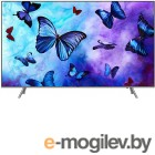 Телевизор QLED Samsung 75 QE75Q6FNAUXRU серебристый/Ultra HD/1400Hz/DVB-T2/DVB-C/DVB-S2/USB/WiFi/Smart TV (RUS)