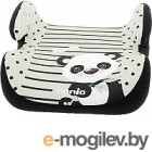 Бустер Nania Topo Comfort Animals Panda Grey