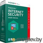 ПО антивирусное Kaspersky Internet Security Multi-device 1 год Box / KL19412UCFS (на 3 устройства)