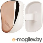 Расческа Tangle Teezer Compact Rose Gold Ivory