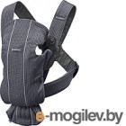 Сумка-кенгуру BabyBjorn Mini 3D Mesh 0210.13 (anthracite)