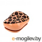 Tangle Teezer Compact Styler Apricot Leopard 2165