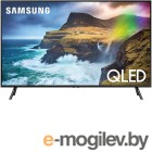 Телевизор QLED Samsung 49 QE49Q70RAUXRU серебристый/CURVED/Ultra HD/1000Hz/DVB-T2/DVB-C/DVB-S2/USB/WiFi/Smart TV (RUS)