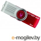 KINGSTON Data Traveler 8Gb RET красный DT101G2/8GB