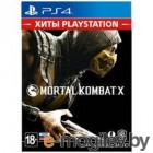 Игровой диск для Sony PS4 Mortal Kombat X [1CSC20003602]