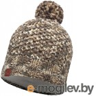Шапка Buff Knitted&Polar Hat Margo Brown Taupe (113513.316.10.00)