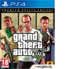 Игровой диск для Sony PS4 Grand Theft Auto V. Premium Edition [1CSC20004338]
