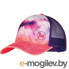 Кепка Buff Trucker Cap Ray Rose Pink (119536.561.10.00)