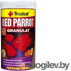 Корм для рыб TROPICAL Red Parrot Granulat / 60714 (250мл)
