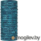 Бафф Buff CoolNet UV+ With InsectShield Neckwear Tantai Stel Blue (122532.701.10.00)