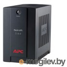 APC Back-UPS BX500CI 500VA черный AVR (3) IEC 320 C13 + (1) IEC Jumpers