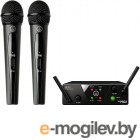 Радиосистемы AKG WMS40 Mini 2 Mix Set US25AC