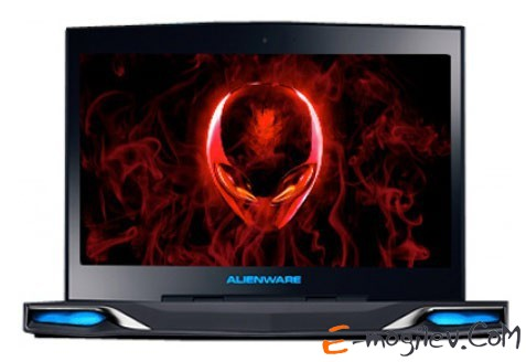 Dell Alienware M14x Core i7 i7-3740QM/16Gb/750Gb/128Gb SSD/DVDRW/GT650M 2Gb/14.1/HD+/1600x900/WiFi/BT3.0/W8SL64/Cam/8c/red