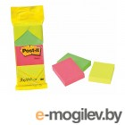 Стикеры 3M Post-IT Original Неоновая радуга 38х51mm 300 листов 6812