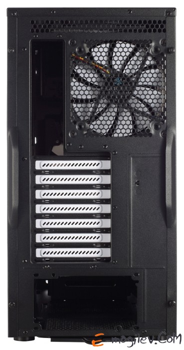 Fractal Design Core 3500 black w/o PSU ATX SECC 2*120mm fan 2*USB3