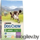 Dog Chow Adult с ягненком (14 кг)