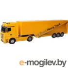 RUI CHUANG 1:32 Фура Mercedes Benz Actros, QY1101 yellow