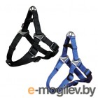 Trixie Premium Harness 20442 (S, Blue)