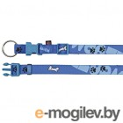 Trixie Modern Art Collar Woof 15218 ХXS-ХS/Blue