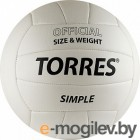 TORRES Simple V30105 (White-Black)