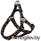 Шлея Trixie 16046 Modern Art Harness (M-L, Brown)