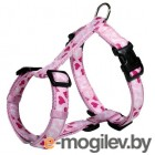 Шлея Trixie 15988 Modern Art H-Harness (XS-S, Pink)