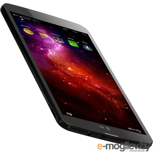 RoverPad Tesla Impulse 8.0 | MTK8382 1200 MHz | 8 1280x800 IPS | 1Gb | 16Gb | WiFi + 3G | BT | CAM | Android 4.2 | Black