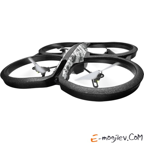 Квадрокоптер Parrot AR.DRONE 2.0 Elite Edition Snow (PF721821BI)