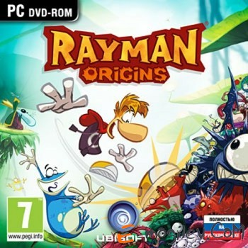 Rayman Origins (PC, Jewel)
