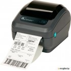 Принтер этикеток DT Printer GK420d, 203 dpi, Euro and UK cord, EPL, ZPLII, USB, Serial, Centronics Parallel